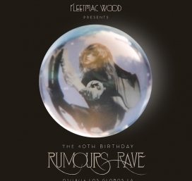 FLEETMAC WOOD  The 40th Birthday Rumours Rave