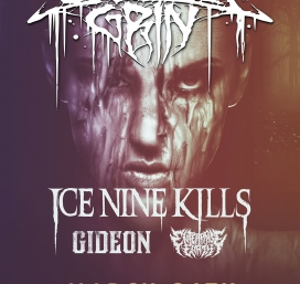 Chelsea Grin (AT THE GLASS HOUSE - POMONA, CA)