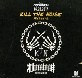 Kill The Noise 'Killuminati Spring Tour'