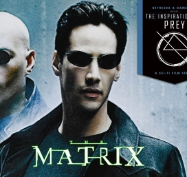 Bethesda and Gamestop present THE MATRIX