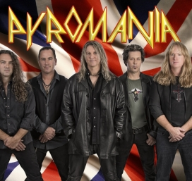 Pyromania - a Tribute to Def Leppard and Whitesnake'd - A tribute to White Snake