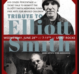 Sound Collective Presents Tribute to Elliott Smith