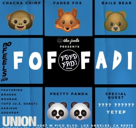 The Feels Presents: Fofo Fadi