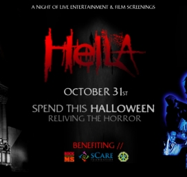 HELL-A: Relive the Horror This Halloween In Downtown Los Angeles!