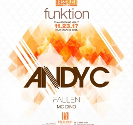 Funktion ft. Andy C