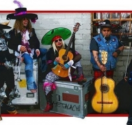 Metalachi - The Words First and Only Metal Mariachi Band