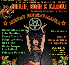 Belle, Book and Candle: Holiday Hextravaganza