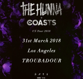 THE HUNNA, COASTS