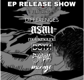 DTSN Insomnia EP Release Show