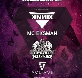 Xcellerated ANNIX MC Eksman Serial Killaz Voltage