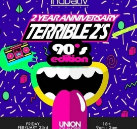Inovativ Events Presents Terrible 2s