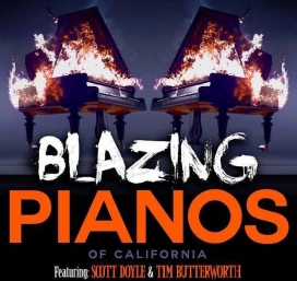 Blazing Dueling Pianos
